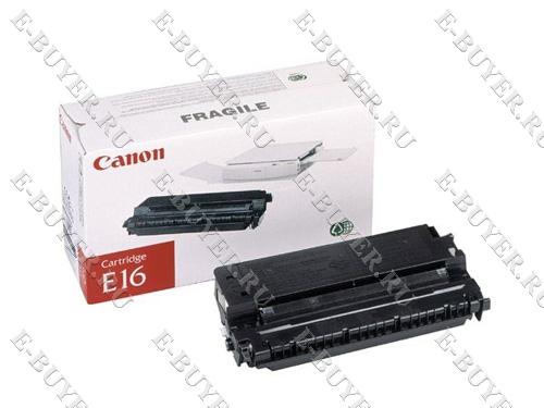 Тонер-картридж Canon E16 1492A003