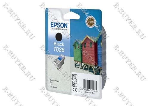 Картридж Epson T036 C13T03614010