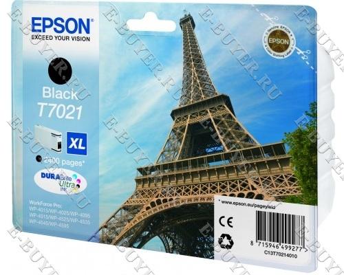 Картридж Epson T7021 C13T70214010