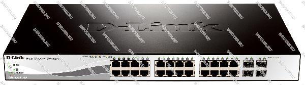 Сетевой коммутатор D-Link DGS-3420-28PC/B1A