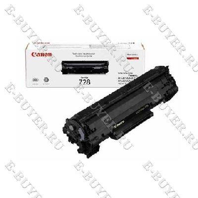Тонер-картридж Canon 728 3500B010