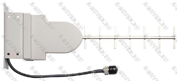 Направленная внешняя пассивная антенна D-link ANT24-1201 типа YAGI, 12 dBi