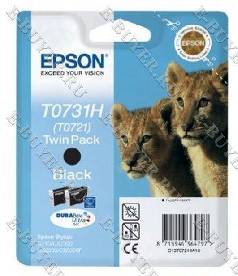 Картридж Epson T0721/T0731H C13T10414A10