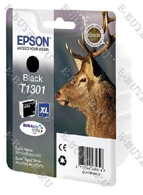 Картридж Epson T1302 Голубой C13T13024010