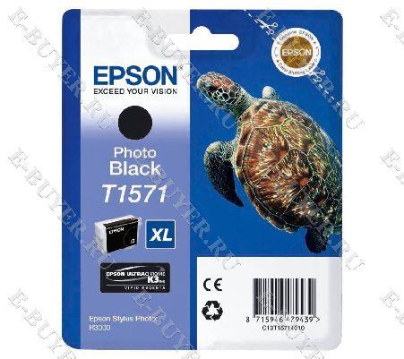 Картридж Epson T1571 C13T15714010