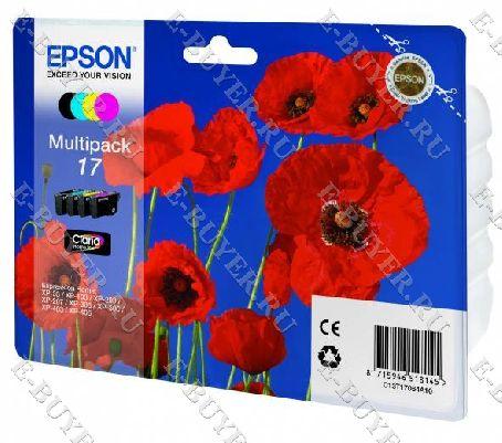 Набор Epson 17 C13T17064A10