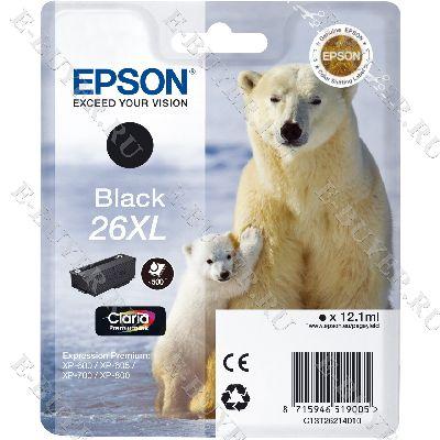 Картридж Epson 26XL C13T26214010