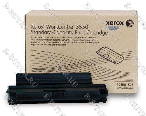 Тонер-картридж (5т.) Xerox для WorkCentre 3550 106R01529