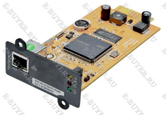 Встраиваемый SNMP адаптер Net Agent II IN-CP504B
