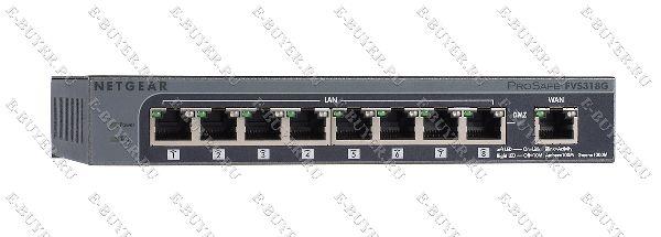 Гигабитный межсетевой экран ProSafe™ FVS318G-100RUS