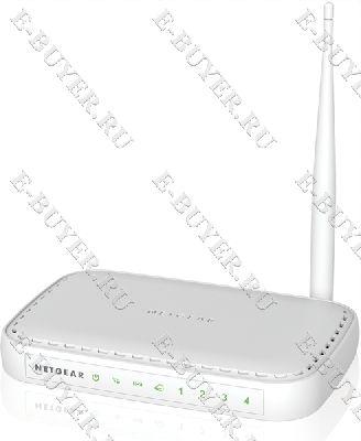 Беспроводной маршрутизатор 802.11n 150 Мбит/с JNR1010-100RUS
