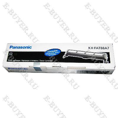 Тонер Картридж Panasonic KX-FAT411A7