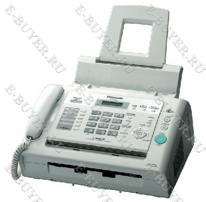 Факсимильный аппарат Panasonic KX-FL423RU-W
