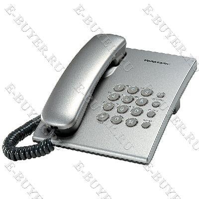 Телефон проводной Panasonic KX-TS2350RUS