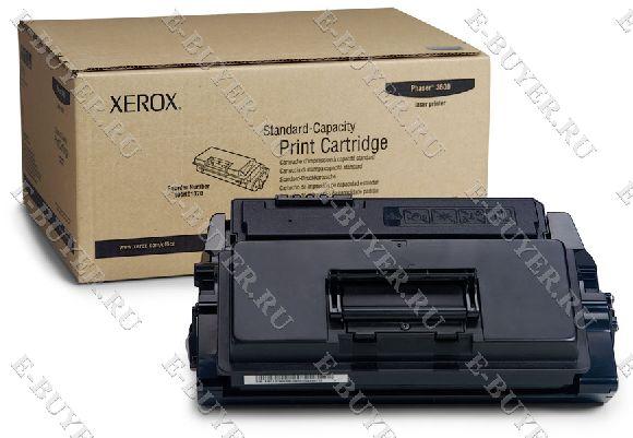 Тонер-картридж (4т.) Xerox для Phaser 3435 106R01414