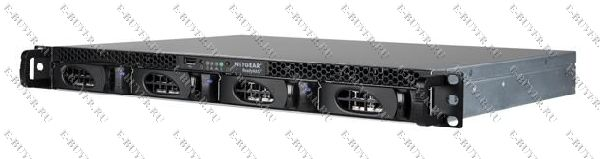 Хранилище ReadyNAS 2120 в стойку на 4 SATA диска (без дисков) RN2120-100EUS