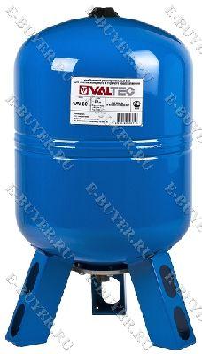 Бак расширительный для ГВС и ХВС 150л. Синий (с ножками) VT.AV.B.070150