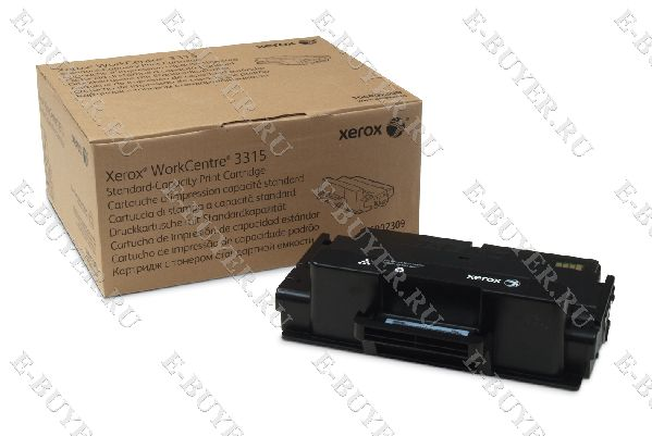 Тонер-картридж (5т.) Xerox для WorkCentre 3315/3325 106R02310