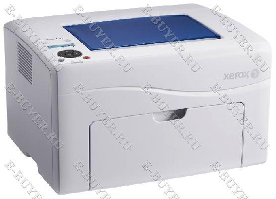 Цветной лазерный принтер Xerox Phaser 6010N 6010V_N