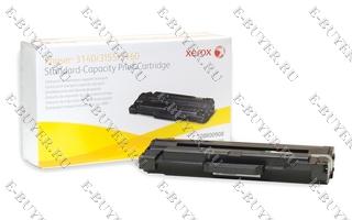 Тонер-картридж (1.5т.) Xerox для Phaser 3140/3155/3160 108R00908