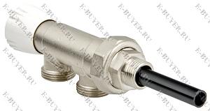 """Инжекторный узел для подключения радитора 1/2""""x50% VT.025.N.E04050"""