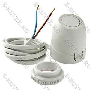 Электротермический аналоговый сервопривод, питание 24 В, (нормально открытый) VT.TE3041A.0.024