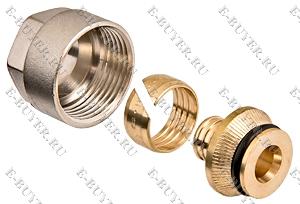 Евроконус для пластиковой трубы 20(2,0) VT.4410.NE.20
