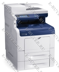 МФУ Xerox WorkCentre 6605DN + Russian NatKit