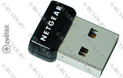 Беспроводной USB 2.0 микро-адаптер 150 Мбит/с (маленький черный корпус) WNA1000M-100PES